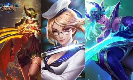 Hero Assasin Paling Sakit 450x270 - mobile legends bang bang, Mobile Legends, Lancelot, Karina, Hero Assasin paling sakit, Hero Assasin paling kuat, Hero Assasin, Grock, featured, Fanny, Eudora, Aurora, Assasin - 7 Hero Assasins Paling Sakit di Mobile Legends