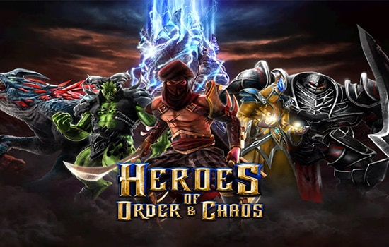 Heros of Order & Chaos