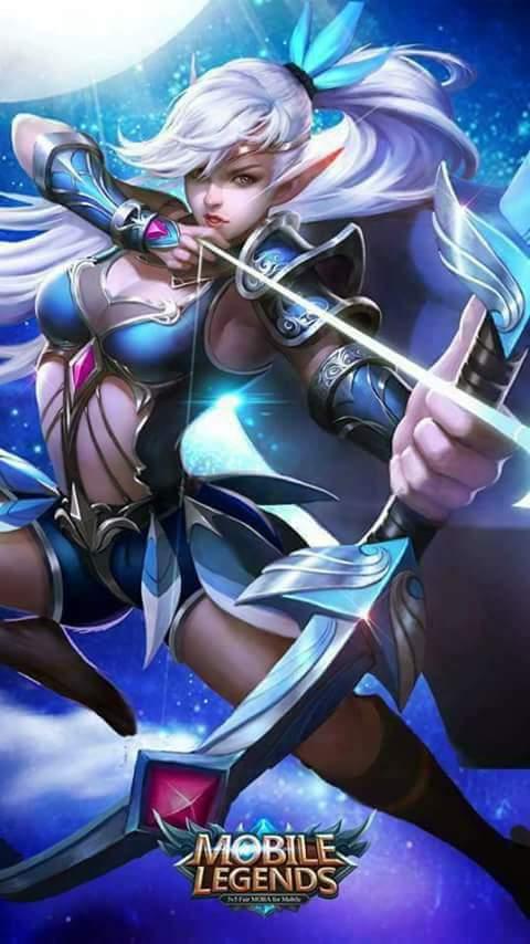 Miya - Hero Mobile Legends