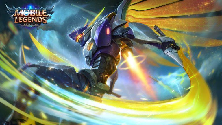 Saber - Hero Mobile Legends