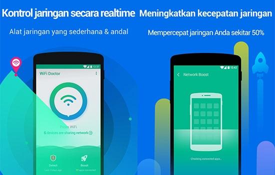 Aplikasi WIFI Doctor