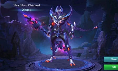 Zhask Hero Mobile Legends 450x270 - Zhask Mobile Legends, Zhask Hero Mobile Legends, Tips Menggunakan Zhask, mobile legends bang bang, Mobile Legends, Hero Mobile Legends, featured, Cara Menggunakan Zhask, Build Item Zhask - Tips Menggunakan Zhask di Mobile Legend + Build Item Terbaik
