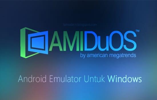 Emulator AMIDuOS