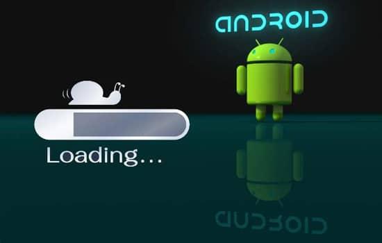 Android Menjadi Lemot