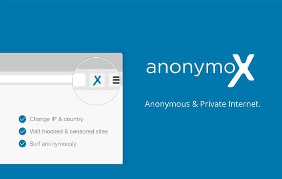 Extensions AnonymoX