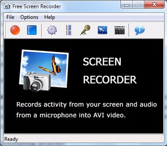 Software Free Screen Video Recorder