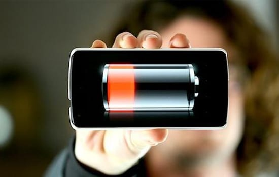 Baterai Menjadi Boros