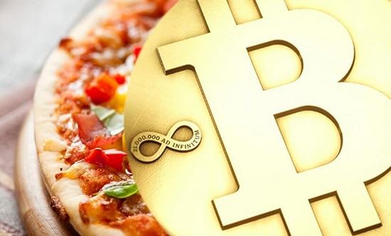 Pizza Menjadi Transaksi Pertama Dengan Bitcoin