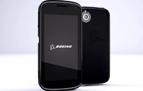 Boeing Phone