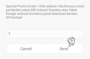 Cara Mendapatkan Kuota Internet Indosat Gratis 2018 8