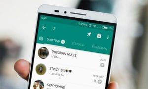 Cara Masuk Grup WhatsApp Tanpa Konfrimasi Admin