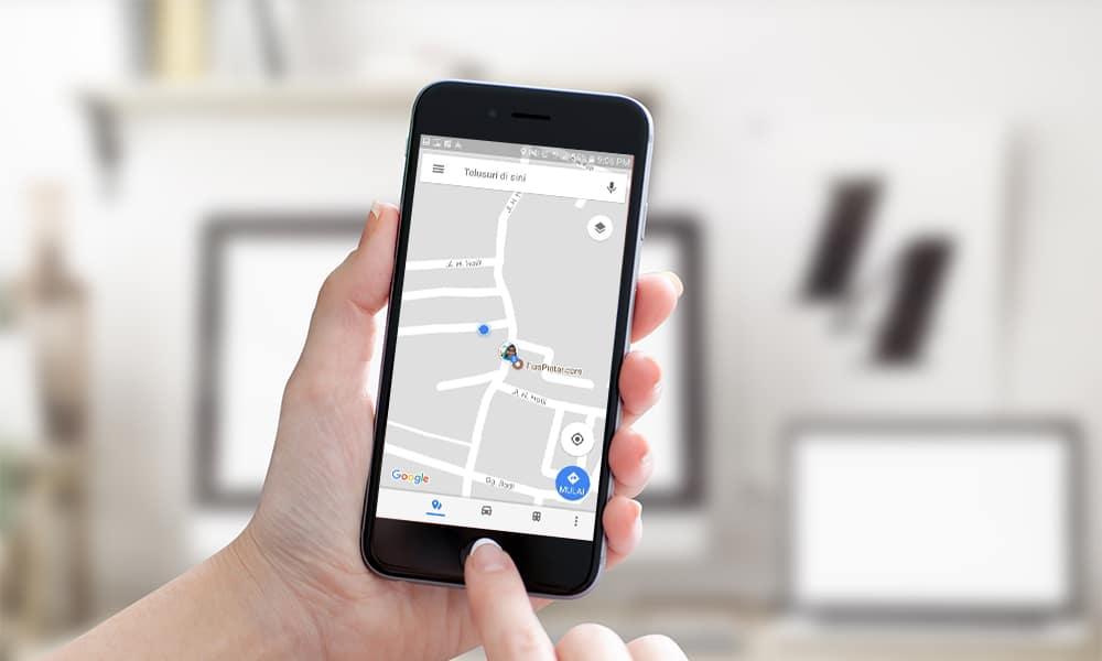 Cara Melacak Seseorang Secara Realtime dengan Google Maps 6