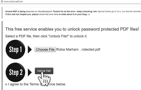 Unlock File!