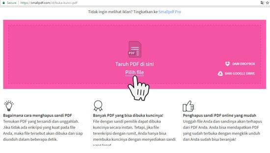 Drag File PDF
