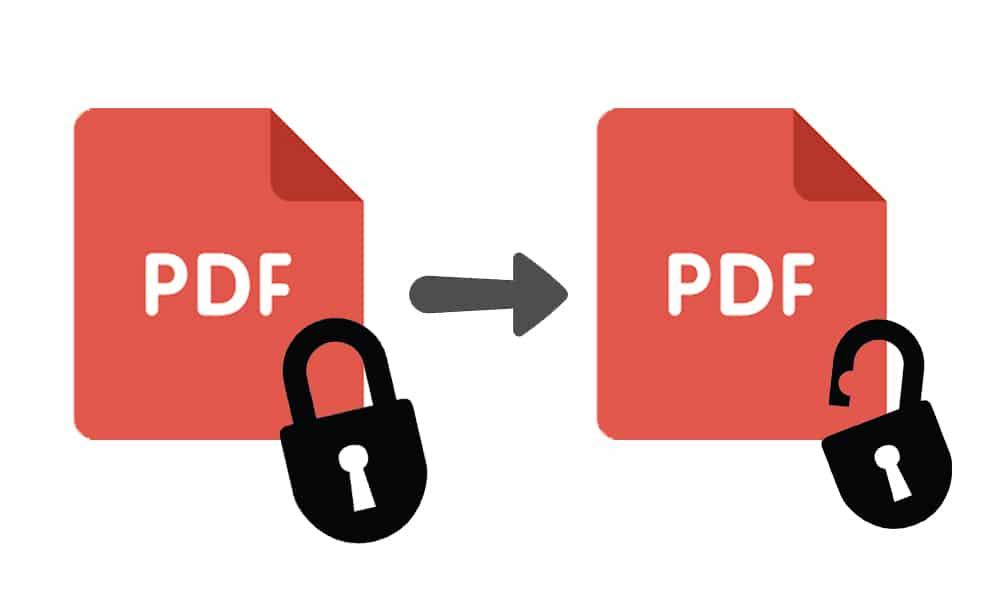 cara membuka pdf yang dipassword