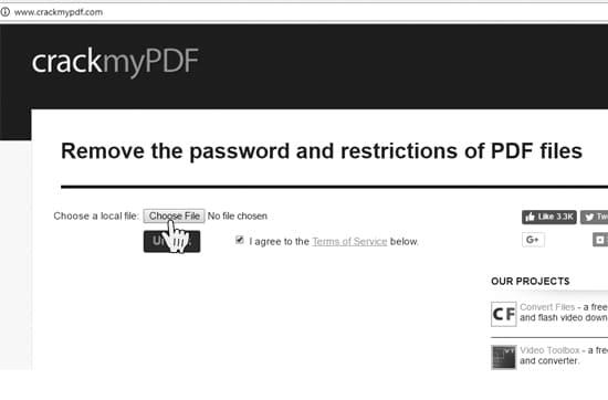Situs CrackMyPDF.com