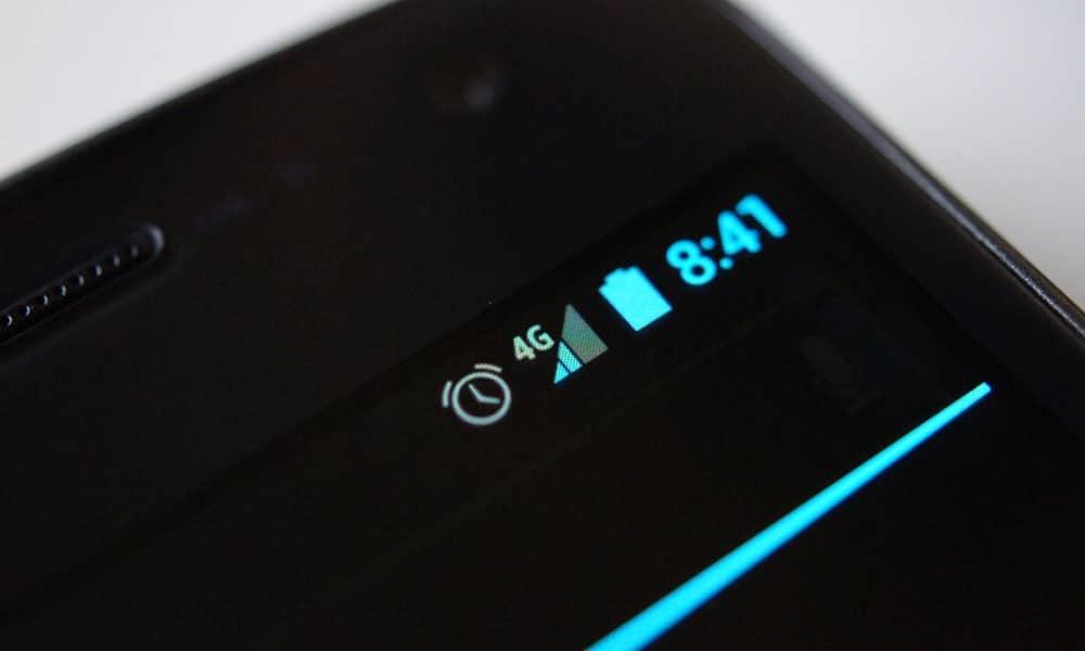 Cara Memperkuat Sinyal 4G Agar Tidak Turun ke 3G 5