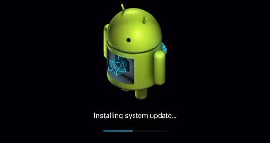 Update Firmware Android