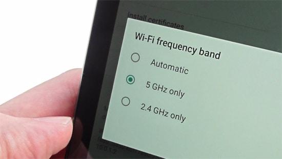 cara memperkuat sinyal wifi di android