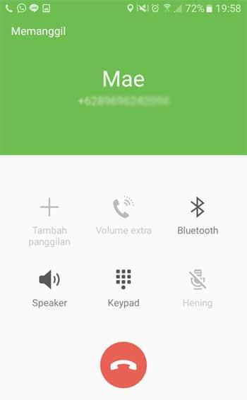 Panggilan Telpon