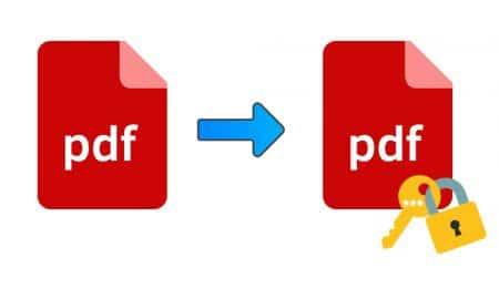 Cara Mengunci File PDF dengan Password