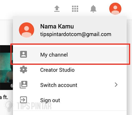 Saatnya Membuat Channel di YouTube
