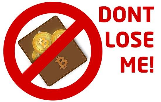 Jangan Sampai Kehilangan Bitcoin Wallet