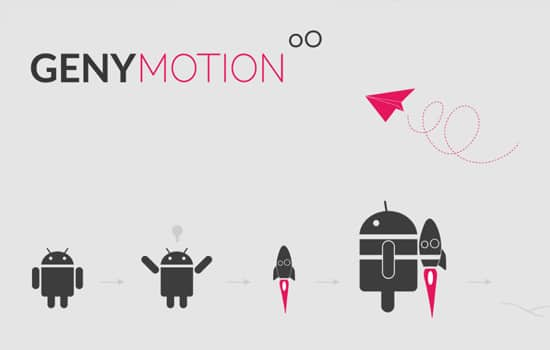 Emulator GenyMotion