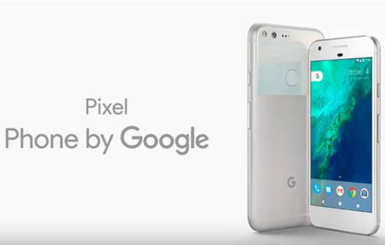 Google Pixel dan Pixel XL