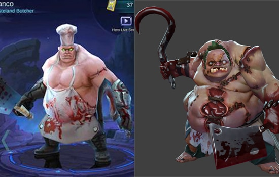 Franco dan Pudge