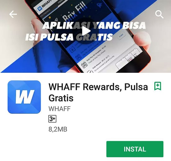 Install Whaff Rewards