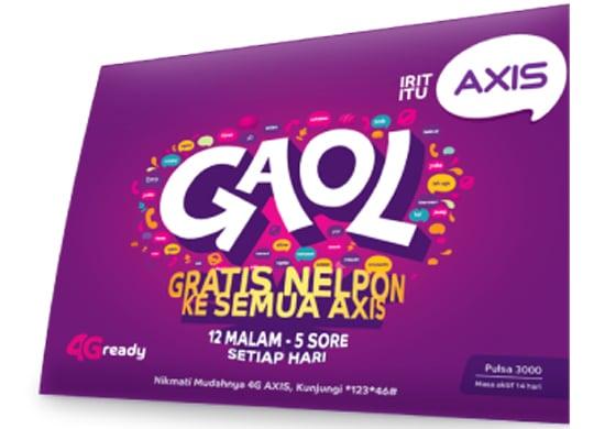 AXIS GAOL
