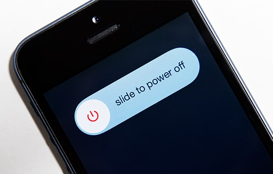 Matikan Smartphone