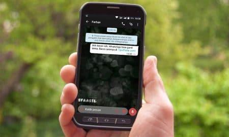 Cara Mengganti Tema WhatsApp Pada Android (Tanpa Root) 19
