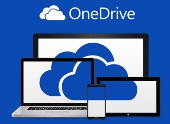 Cloud Storage OneDrive