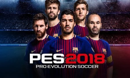 pes 2018 1 450x270 - PES 2018, featured, android game - 10 Tips Agar Selalu Menang di PES 2018