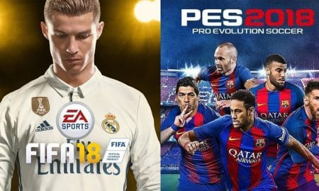 PES 2018 vs FIFA 18 di PC, Lebih Bagus Mana? 11