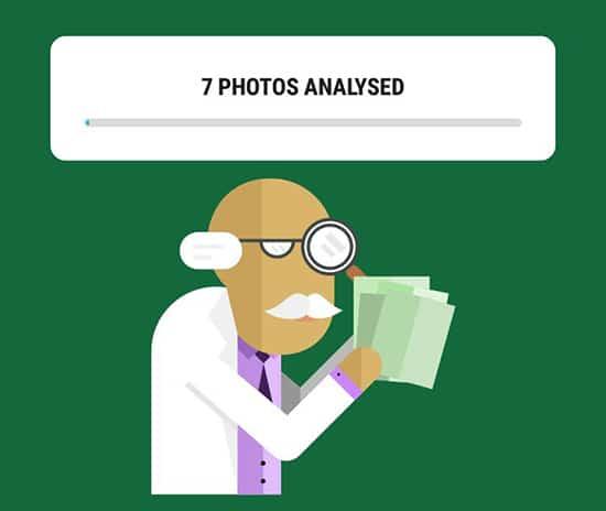 Scan Foto