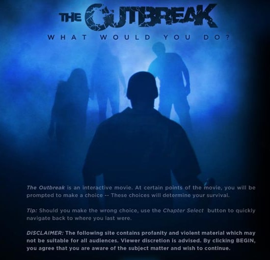 Situs The Outbreak