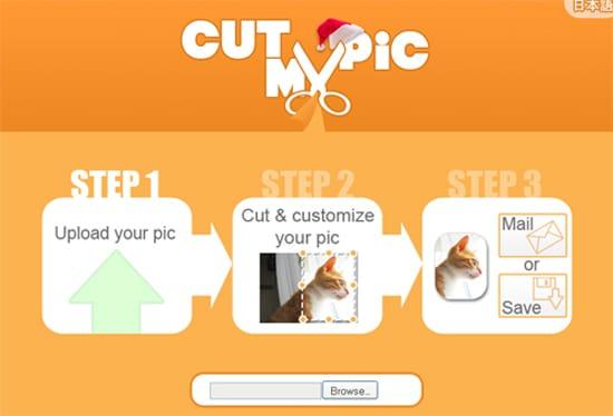 Cut My Pic!