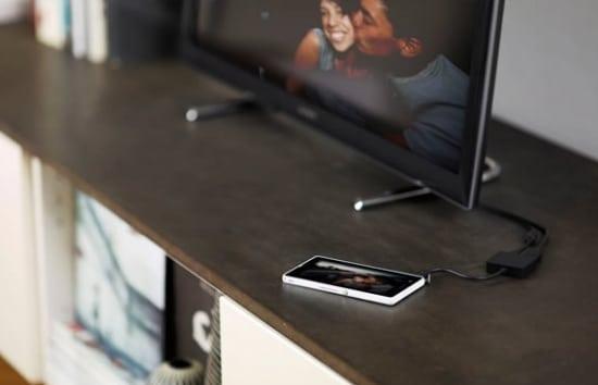 Smartphone dan TV