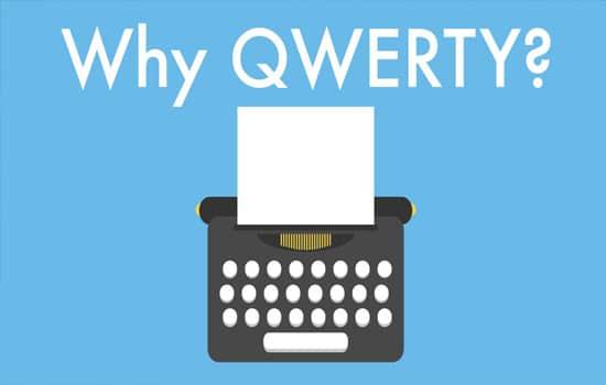 Kenapa Keyboard QWERTY?