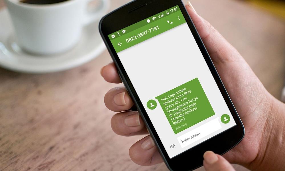 Cara Kirim SMS Gratis ke Semua Provider di Indonesia 9