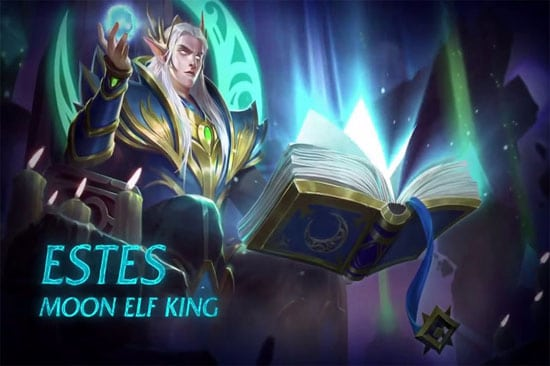 Estes - Hero Mobile Legends
