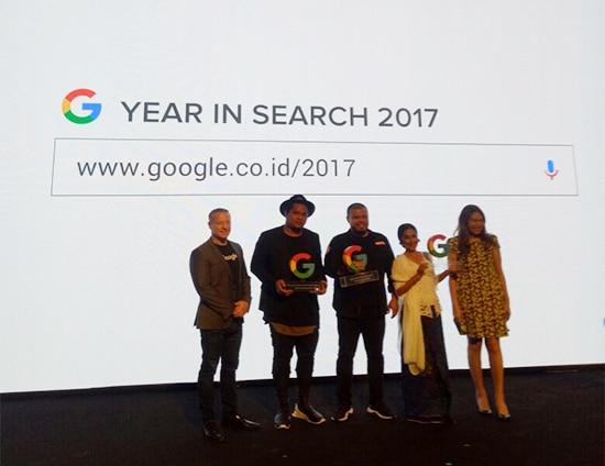 Google in Year 2017