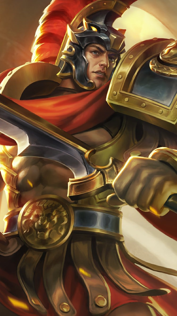 Wallpaper Mobile Legends Lapu-Lapu
