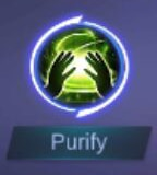 Spell Purify - Spell Mobile Legends