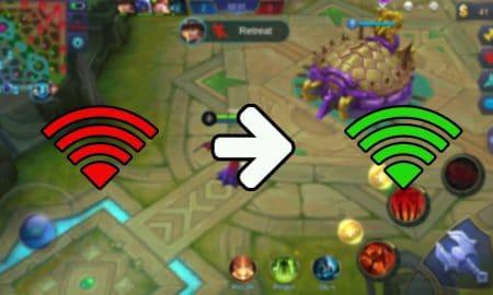 Solusi Jaringan Lancar Tapi PING Merah di Mobile Legends 16