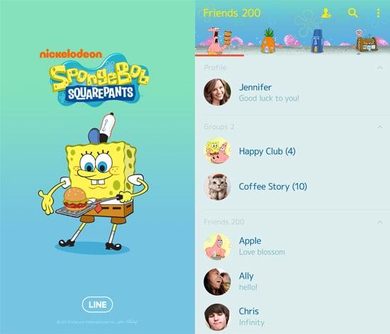 Spongebob Squarepants in Bikini Bottom