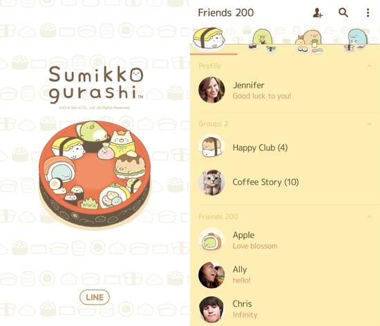 Sumikko Gurashi Sushi Party